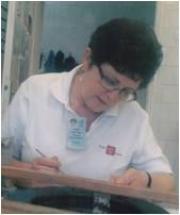 Vargáné Balogh Margit vezető asszisztens